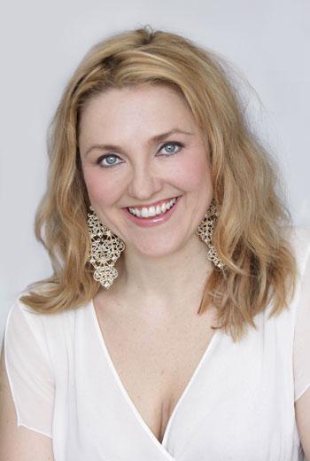 Susanna Levonen, Photo: Sabine Haymann